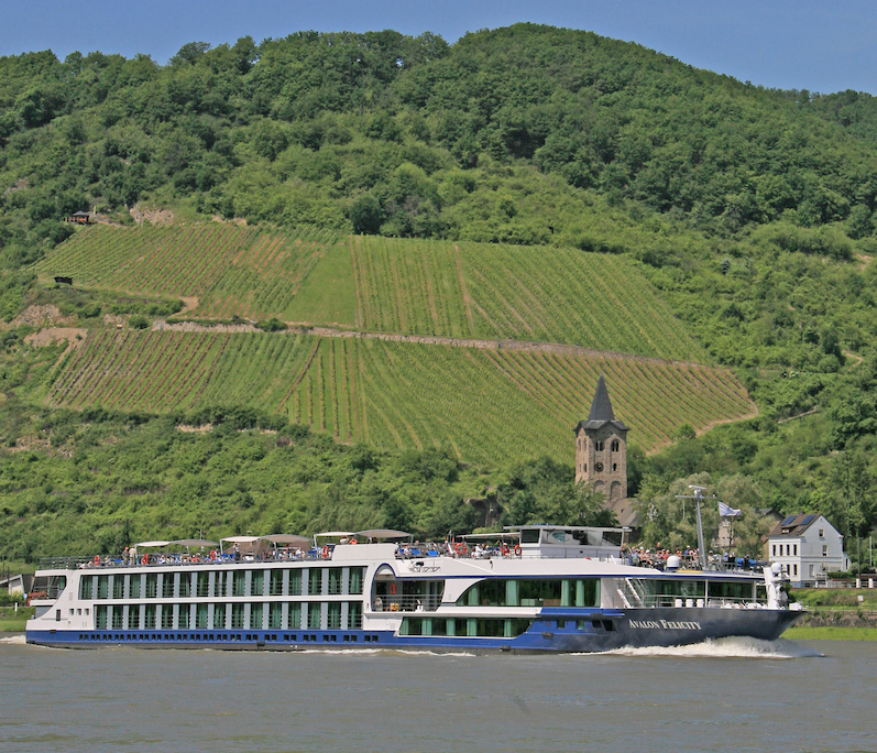 Felicity on the Rhine