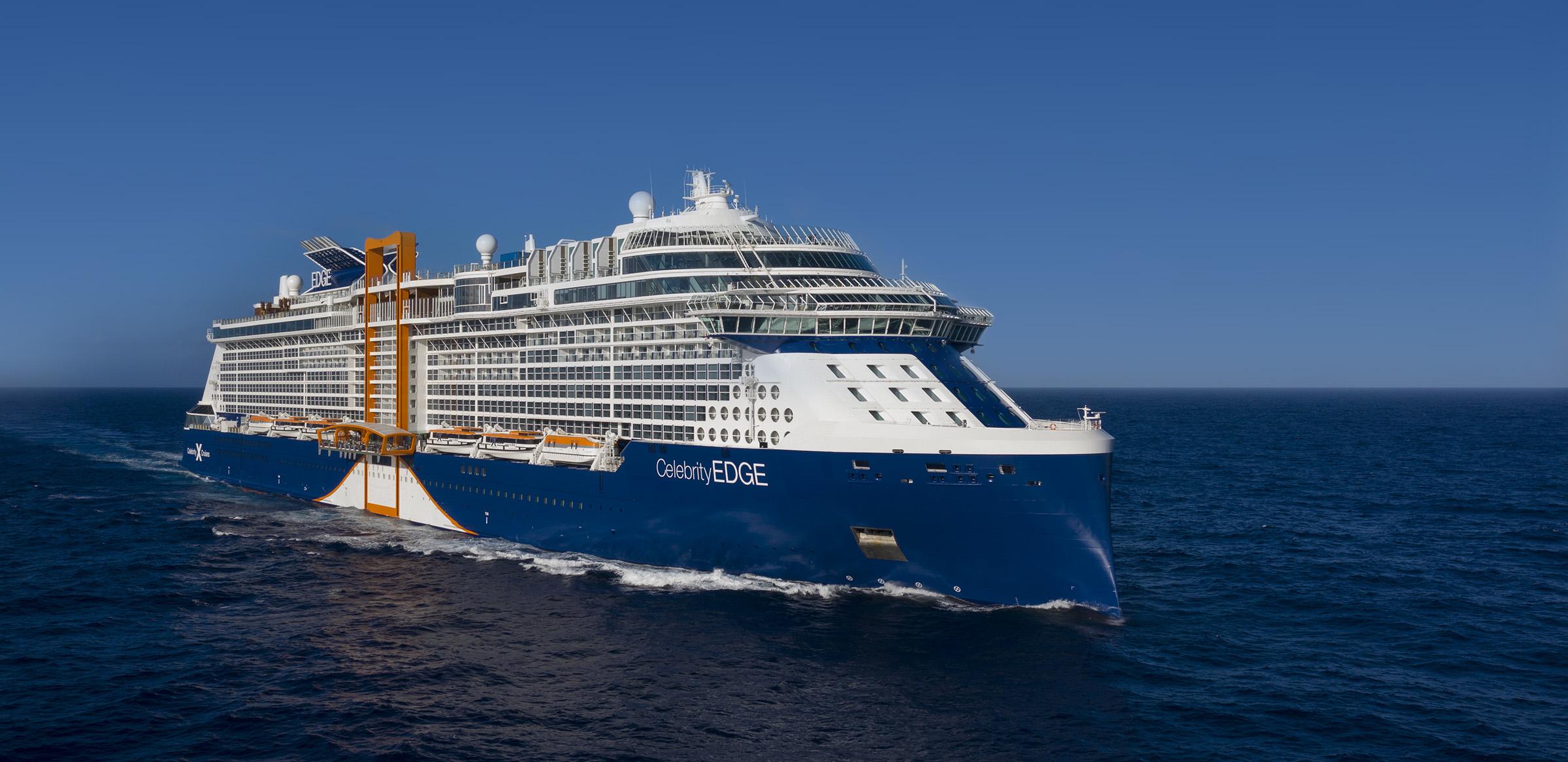 Celebrity Cruises - Edge