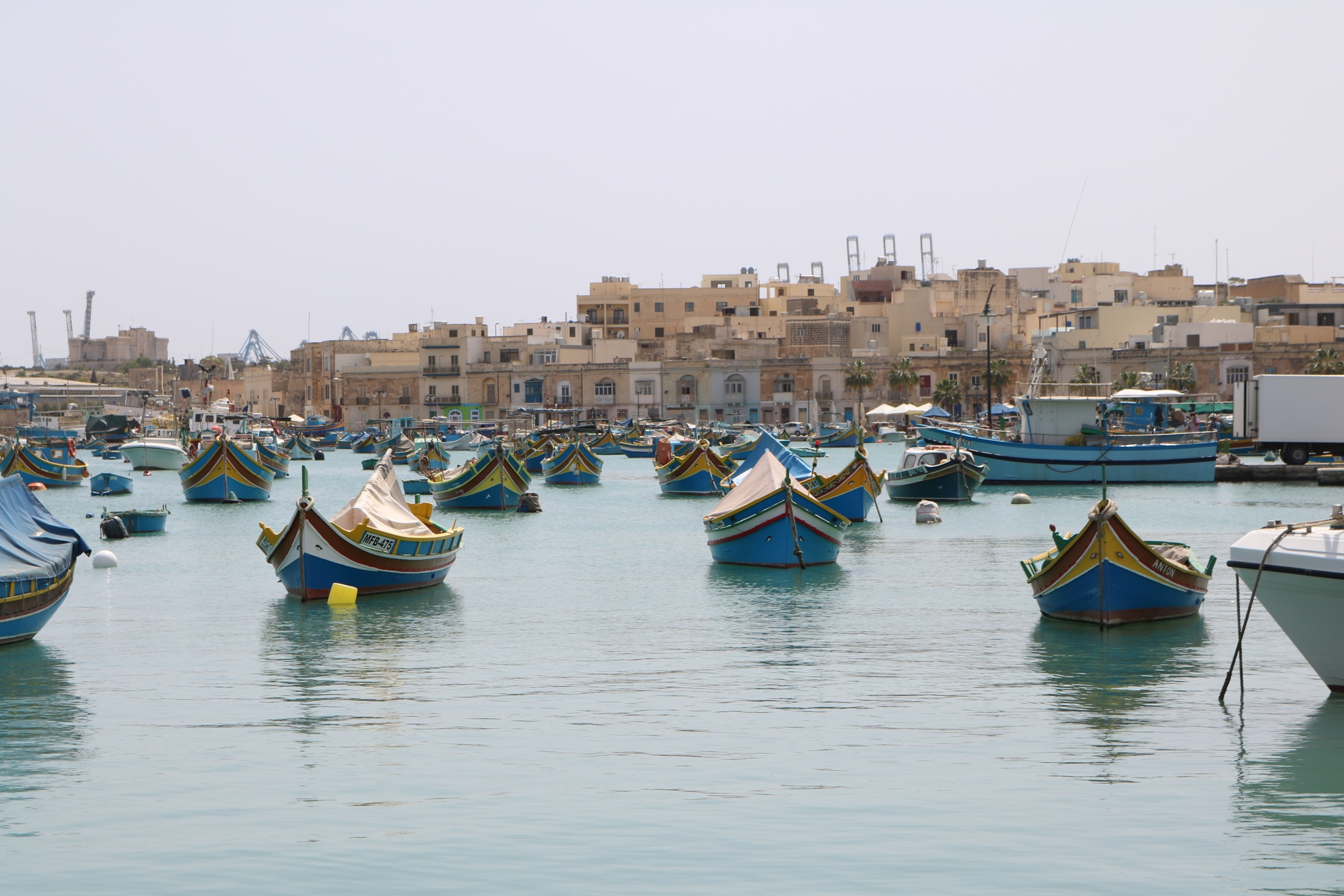 Malta - Fishing Village