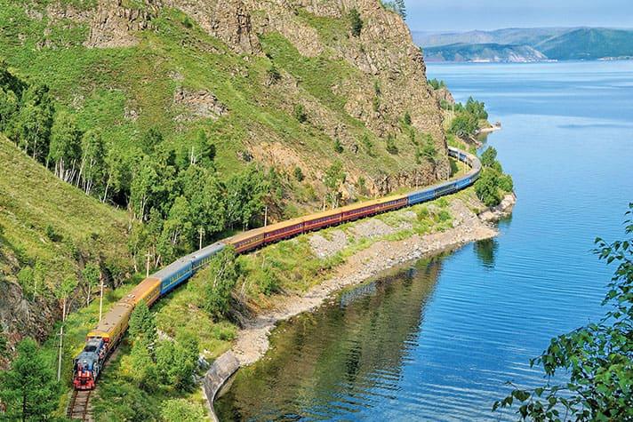 Trans-Siberian Rail Adventure