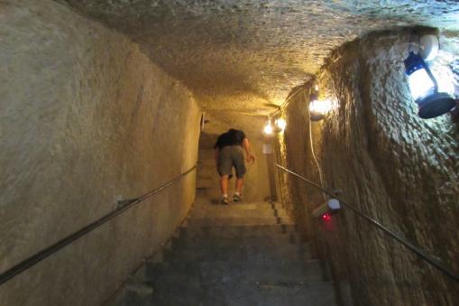 Casa Rocca Piccola - bomb shelter