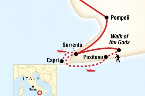 Local Living Italy - Sorrento