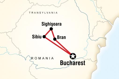 Romania - Halloween Small Group Tour
