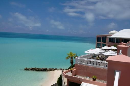 Pompano Hotel, Bermuda