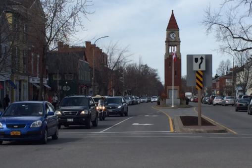Queen Street - Niagara-on-the-lake, Ontario
