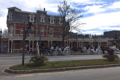 Prince of Wales Hotel - Niagara-on-the-lake, Ontario