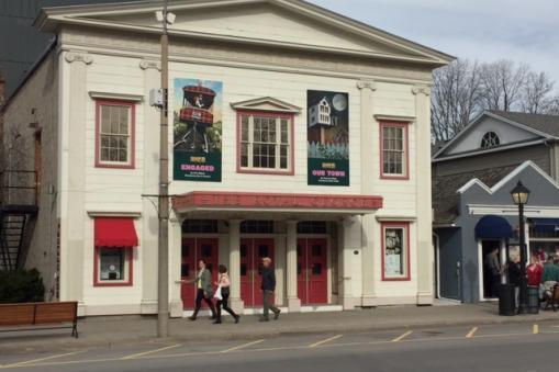 The Royal George Theatre - Niagara-on-the-Lake, Ontario