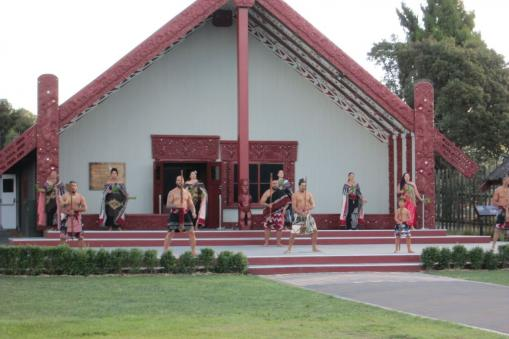 Maori Show, New Zealand