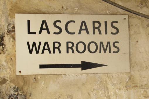 Lascaris War Rooms - Valletta, Malta
