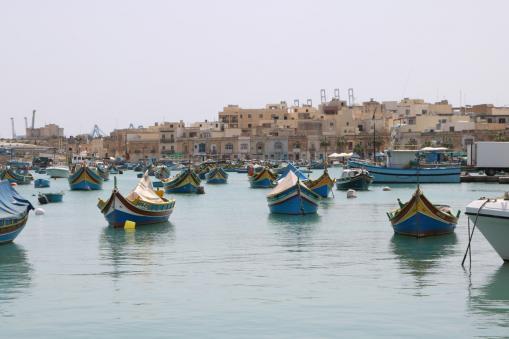 Marsaxlokk Fishng Village, Malta