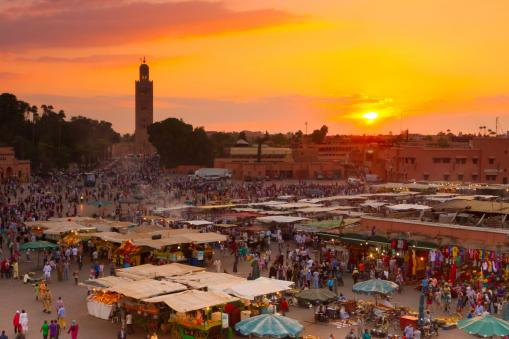 Marrakech, Morocco, Africa, Authentic, Culture
