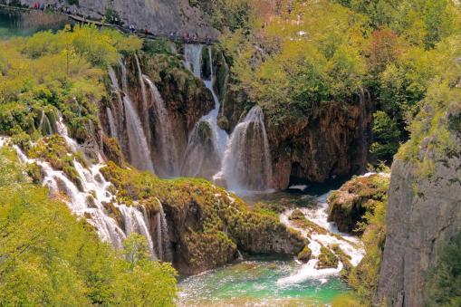 Plitvice Falls