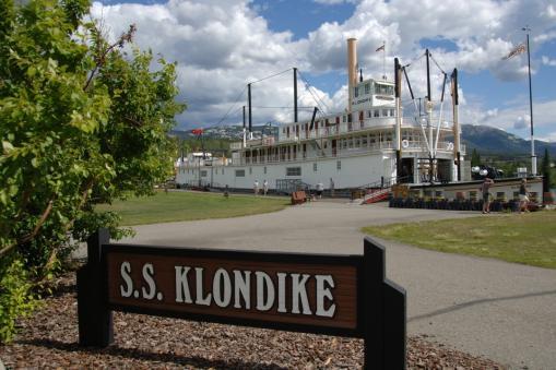 S.S. Klondike, Whitehorse, Yukon