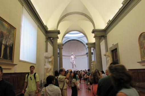 Galleria dell' Accademia, Florence, Italy