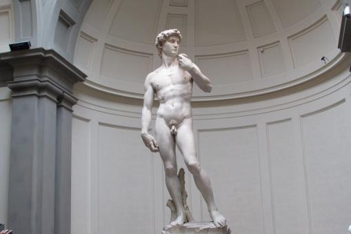 Statue of David, Florence, Italy