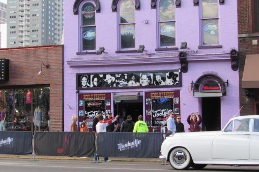 Tootsie's Orchid Lounge - Nashville, Tennessee