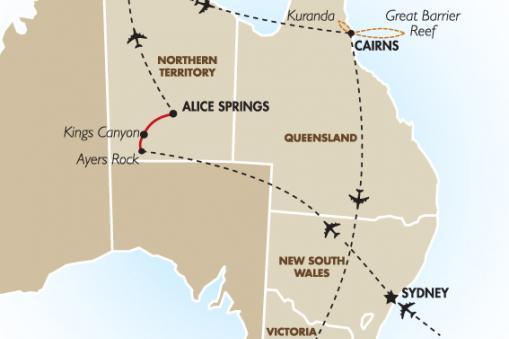 Classic Australia with Goway