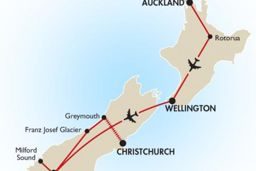 Classic New Zealand with Goway