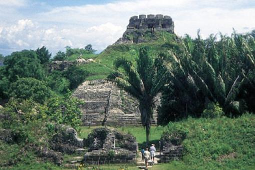 Xuantunich, Belize