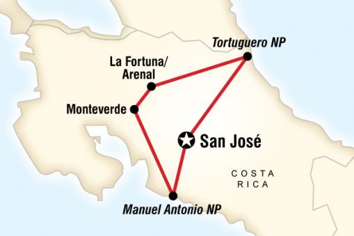 Explore Costa Rica - GAdventure