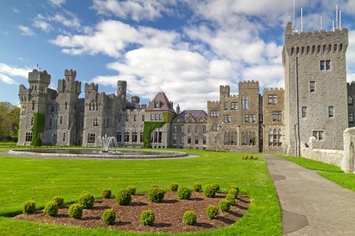 Ashford Castle Tour Ireland