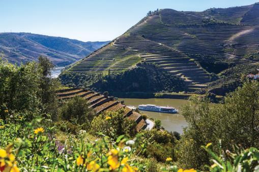 Queen Isabel - Douro River