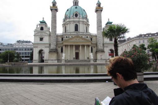 Church of Saint Charles Borromeo, Vienna, Austria
