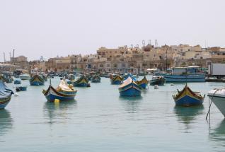 Malta - Fishing Village