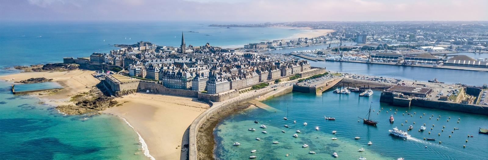 Islet of St. Malo, France
