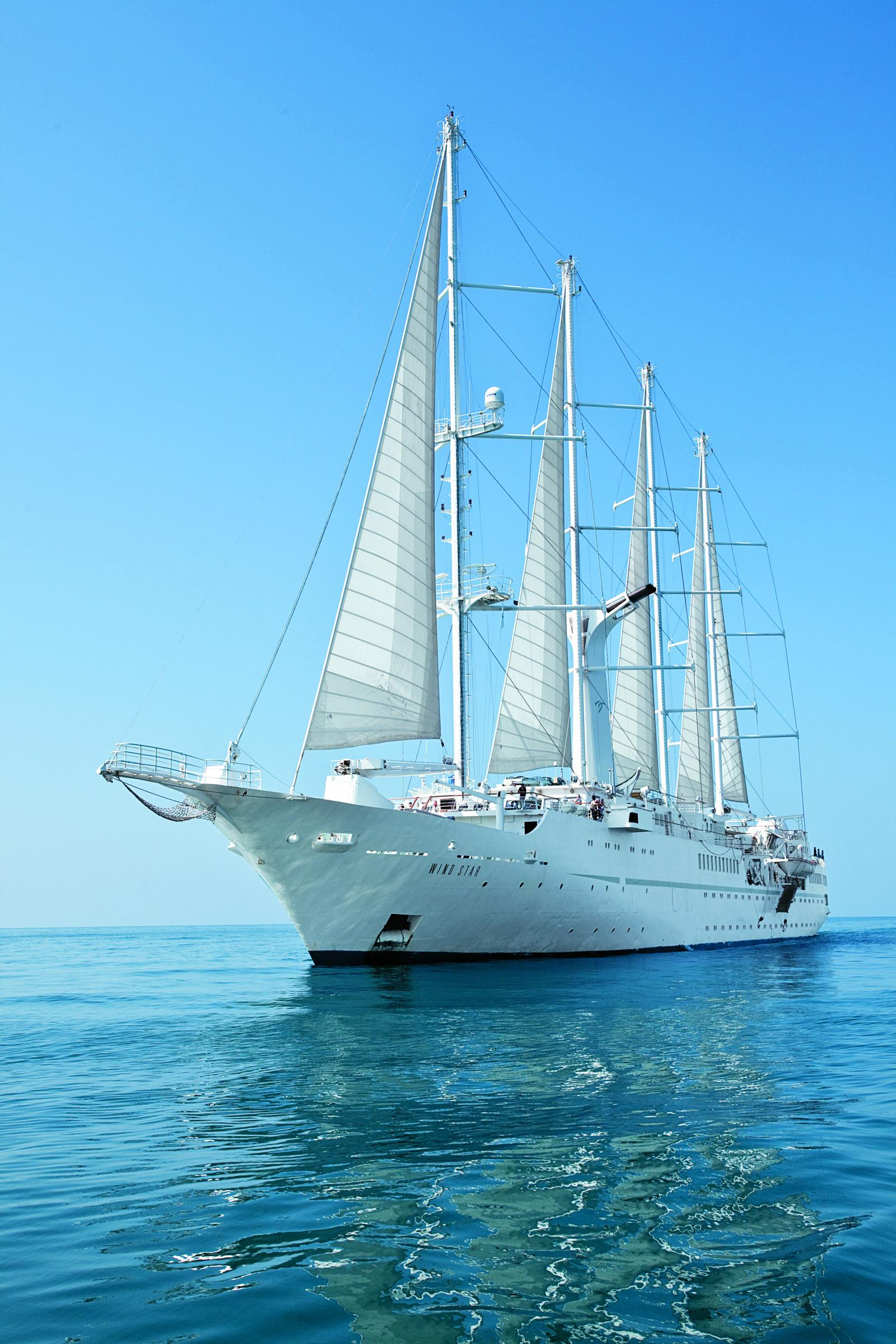 Windstar's Wind Surf